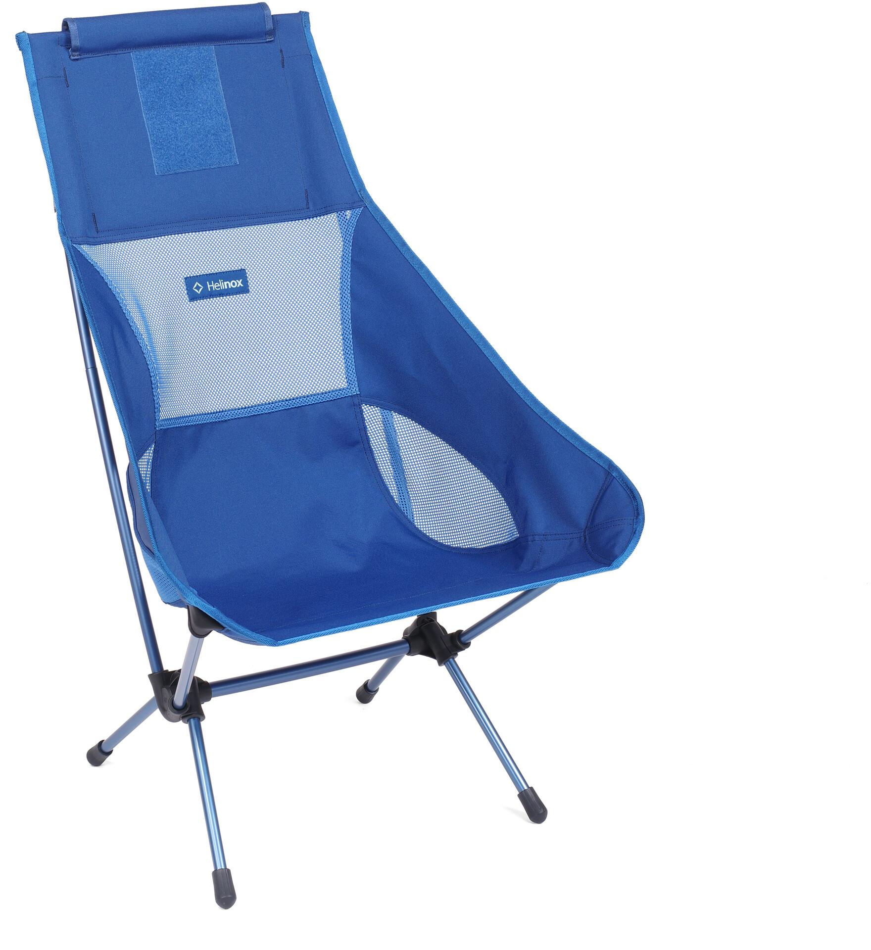 Helinox Chair Two, blue blocknavy